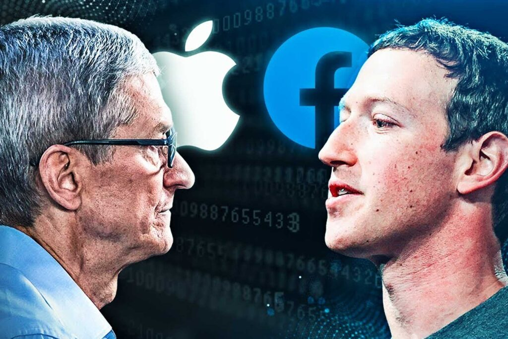 Facebook vs. Apple: Changes to Apple's privacy and what it means for you